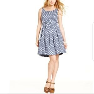 American Rag Polka Dot Dress